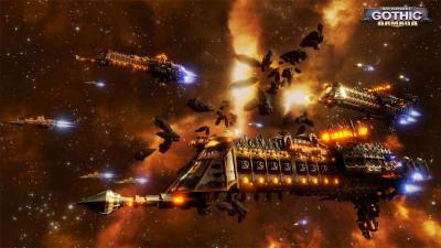 Battlefleet Gothic: Armada představuje křižníky