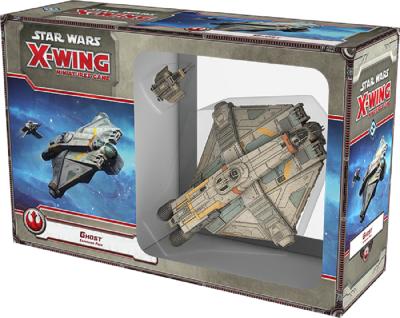 Star Wars X Wing : Ghost