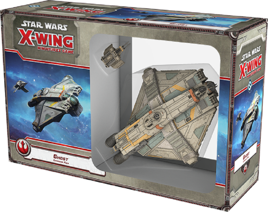 Star Wars X Wing : Ghost