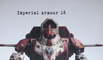 Čtení pro dospělé : Imperial Armour 16