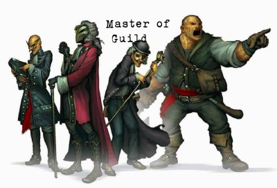 Report Malifaux : Master of Guild