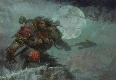 Vytí z Warpu aneb návrat Wulfenů!