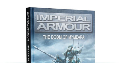 Imperial Armour : The Doom of Mymeara – Magie eldařích korzárů