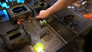 03 Bitva 1 NOMIS - Banshees v akci