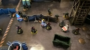 04 Bitva 1 NOMIS - Stíny v akci