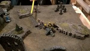 12 Bitva 3 Longer - Postup roninů