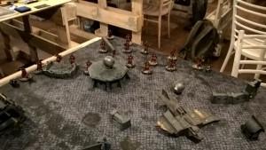 22 Bitva 5 Biggles - klony útočí