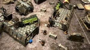 27 Bitva 5 Biggles - postup ke středu a napravo
