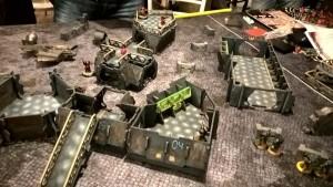 30 Bitva 5 Biggles - Capitolský ústup a postup Inkvizice