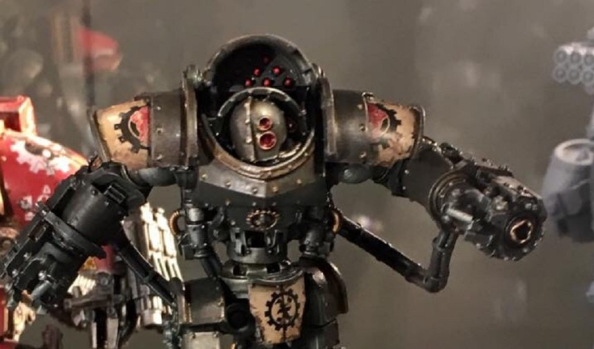 Víkend s Horus Heresy – Mechanicum, Knights