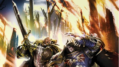 Víkend s Horus Heresy – Dark angels, Blood Angels, Iron Warriors, Storm Bird