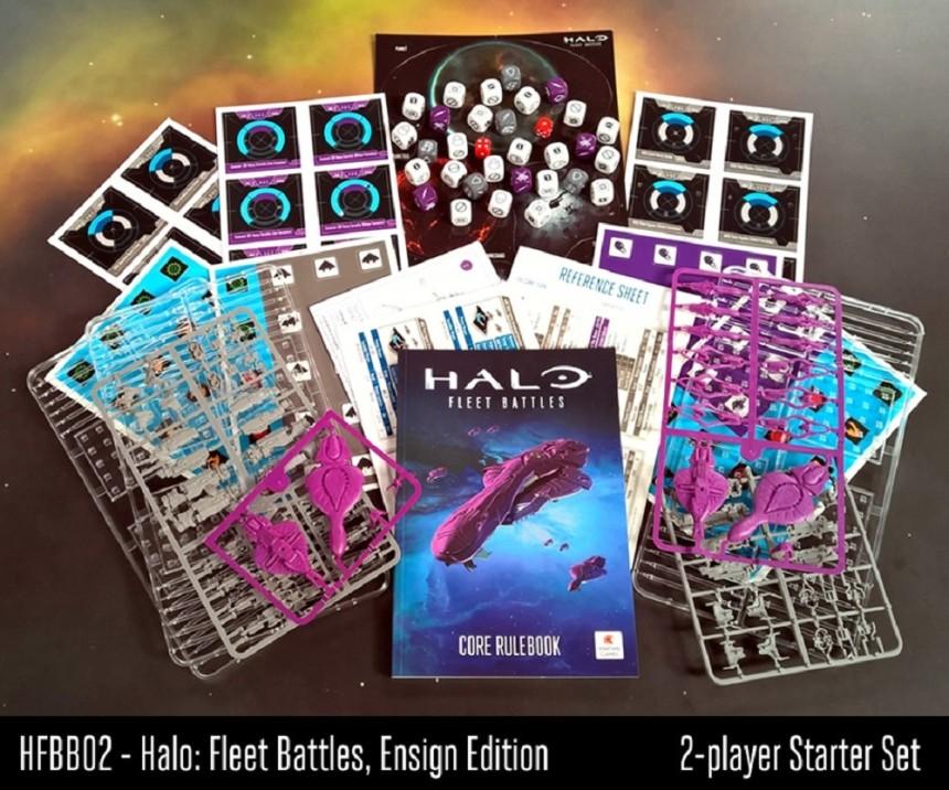 Halo: Fleet Battles novinky