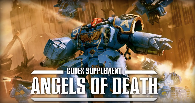 Angels of Death : Codex supplement