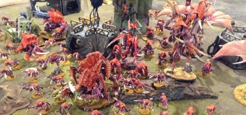 Apocalypse – Imperial Guard/Elyssia vs. Tyranids (24.000 pts.) 2/2