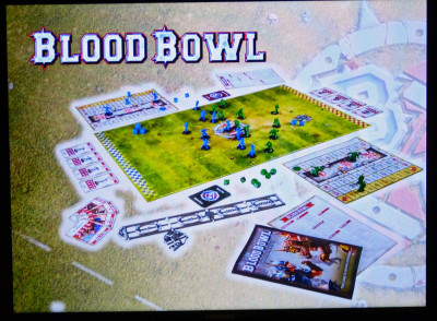 Touchdown! Další novinky ohledně Blood Bowlu