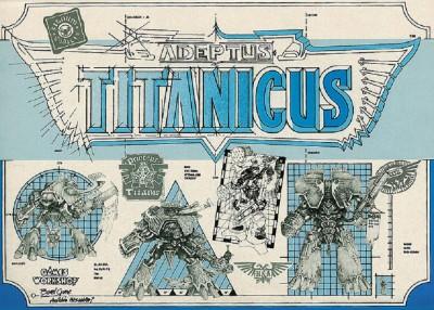 Warhammer Fest : Adeptus Titanicus