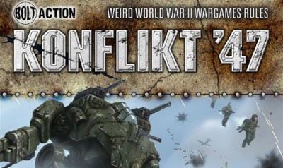 Konflikt ´47 – Weird War