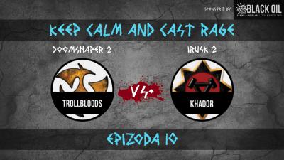 WMH Battlereport : KCaCR : Doomshaper 2 vs Irusk 2