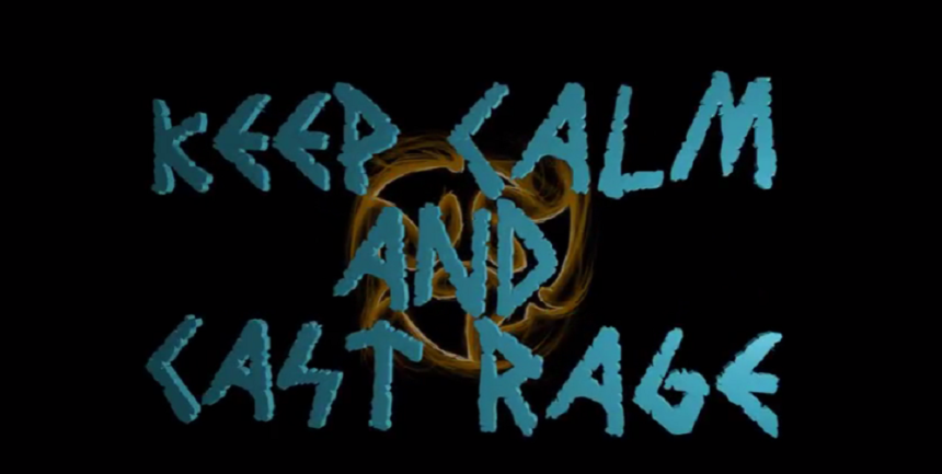 WMH Videoreport : Keep calm and Cast Rage