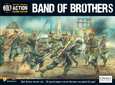 Bolt Action : Starter unboxing