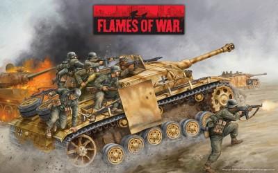 Začínáme s Flames of war