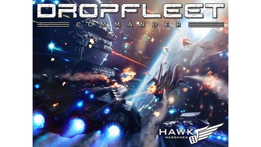 Dropfleet Commander – představení