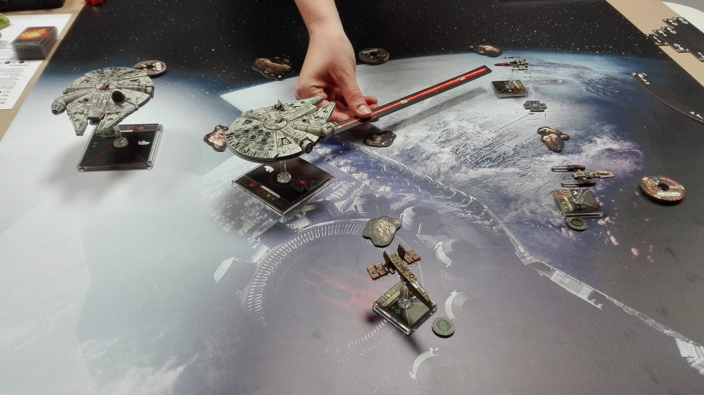 Grandiózní X-Wing na critical (3)