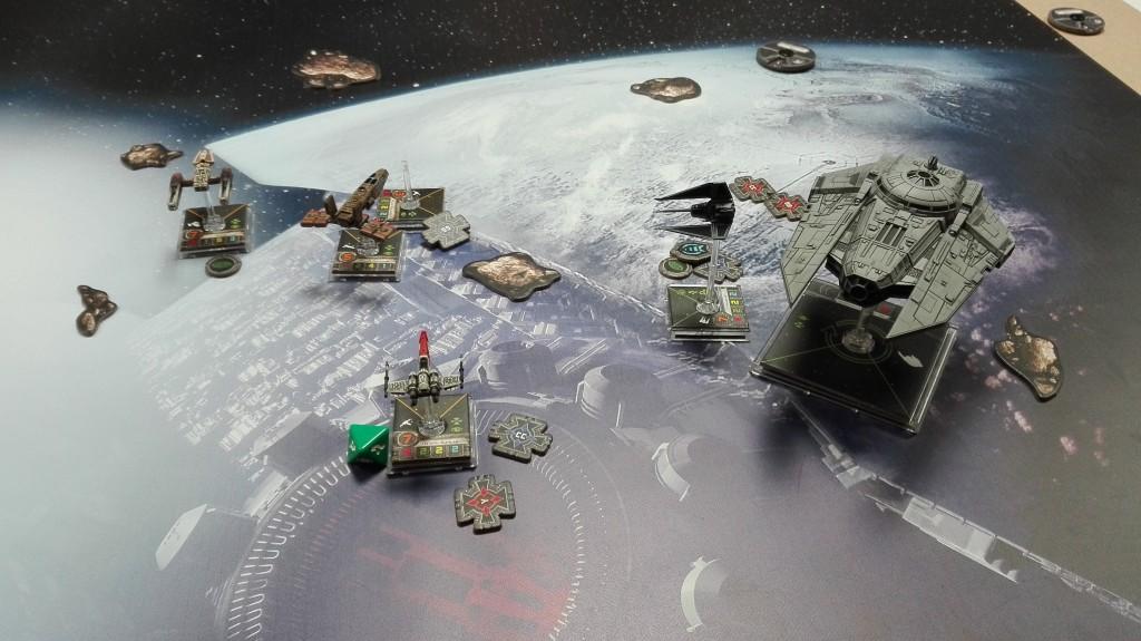 Grandiózní X-Wing na critical (5)