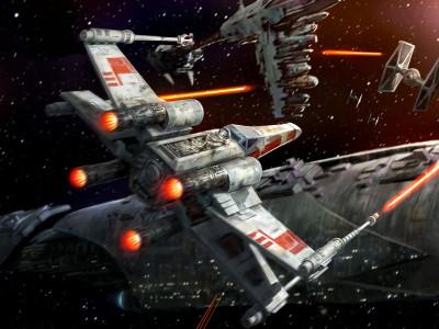 Galaktická občanská válka Začíná