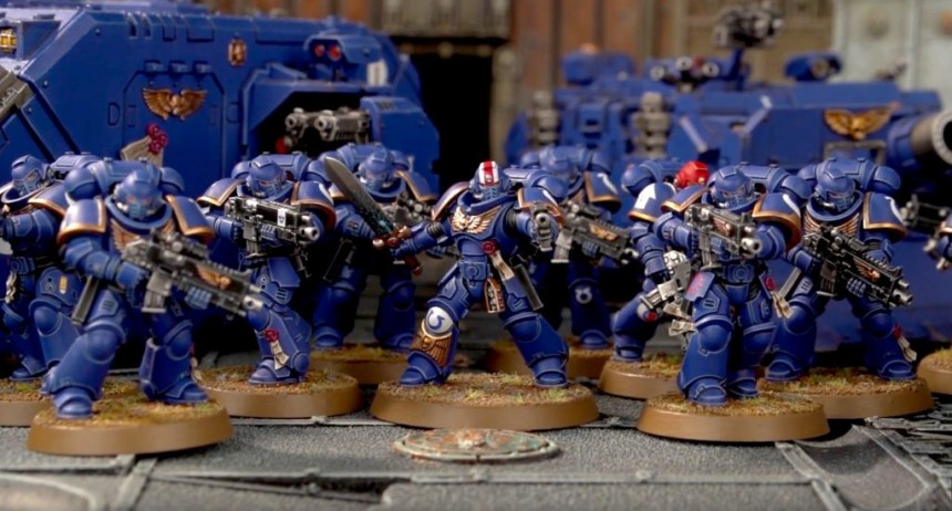 Primaris Space Marines overview