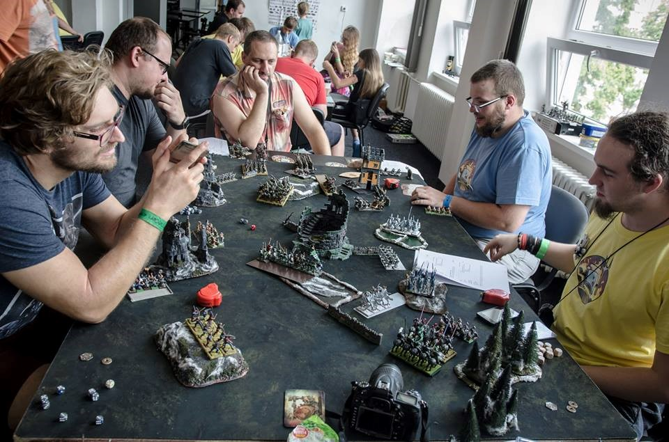 Warhammer Triumph and treachery (Drirr, Gamecon 2017)