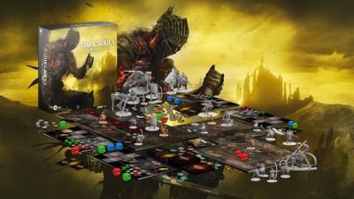 Dark Souls deskovka – Unboxing