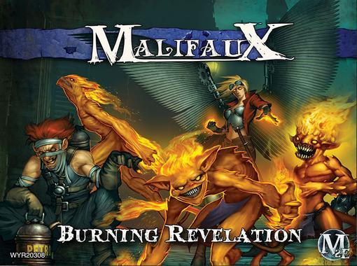 Malifaux: Kaeris Vlkov nespálila