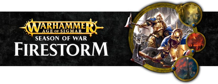 Age of Sigmar- Firestorm- Unboxing