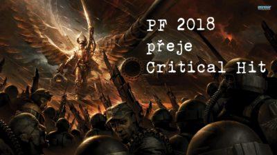 PF 2018…(A zase roční bilance)
