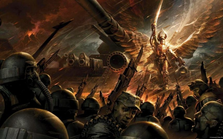 Taktické okénko : Imperial Guard