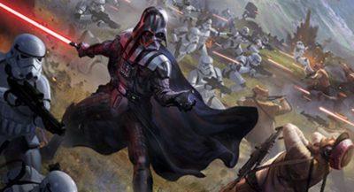 Star Wars : Legion – unboxing