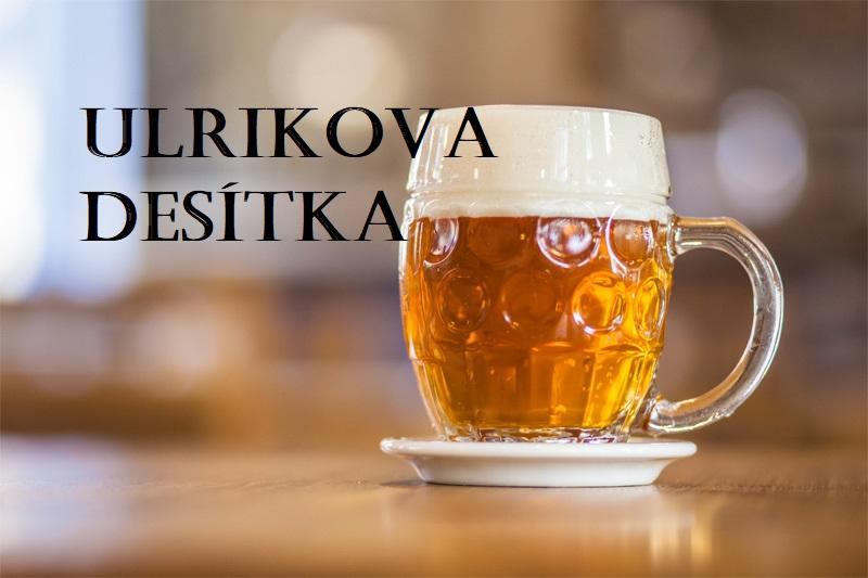 Pozvánka na Ulrikovu Desítku