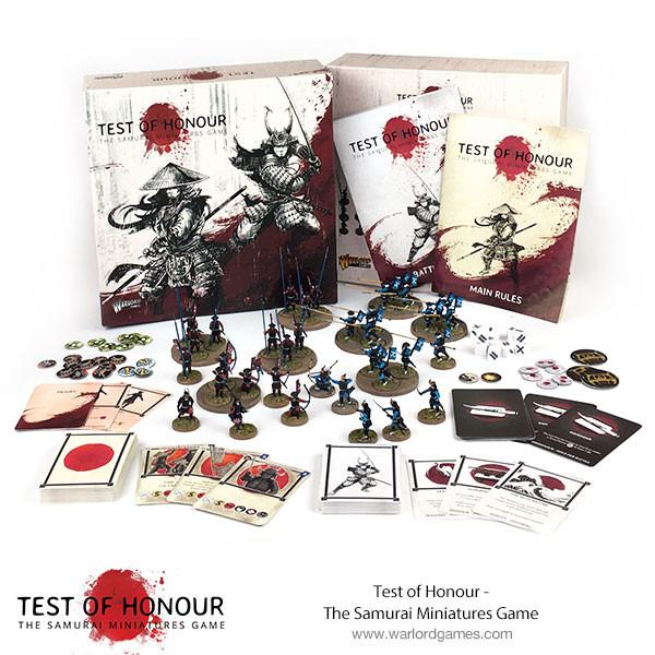 Test of Honor – Unboxing