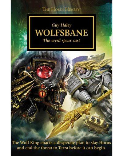 Literární okénko – Wolfsbane
