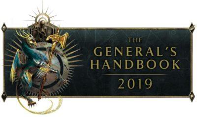 Age of Sigmar Generals Handbook 2019